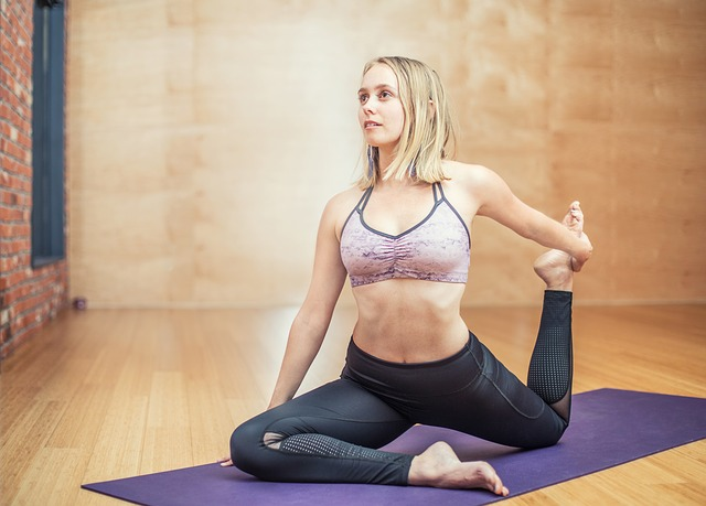 jóga fitness