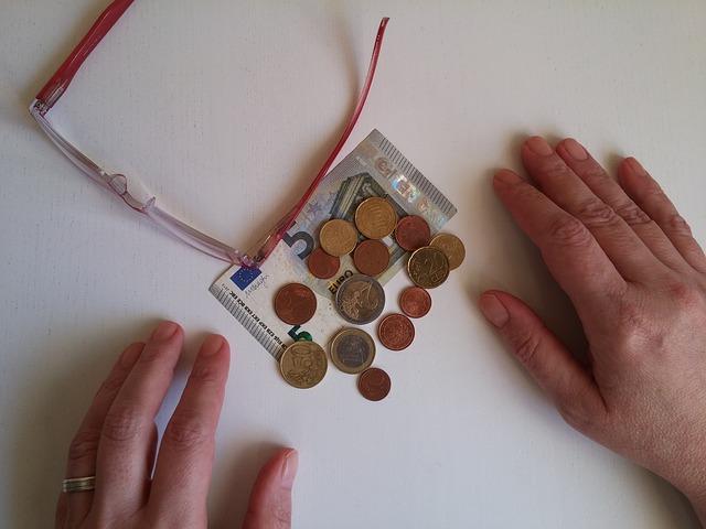 drobné na bankovce