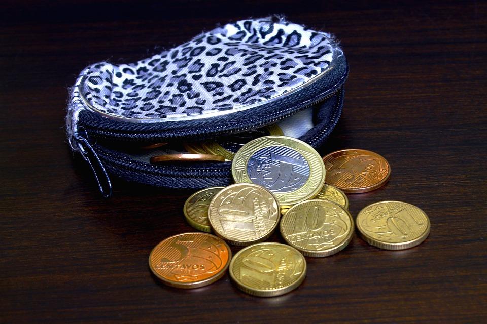 pouzdro s mincemi